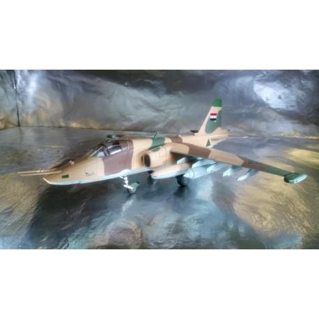 "* Herpa Wings 82MLCZ7206  Iraqi Air Force Sukhoi SU-25K ""Frogfoot"""