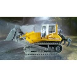 * Herpa Construction 151689  Liebherr bulldozer PR 734 Litronic