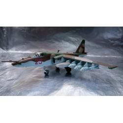 "* Herpa Wings 82MLCZ7204  Soviet Air Force Sukhoi SU-25 ""Frogfoot"" – 368th OShAP"