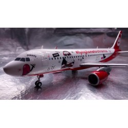 "* Herpa Wings 558150  airberlin Airbus A320 - ""Lindt Hello - Flying Home for Christmas (V)"""
