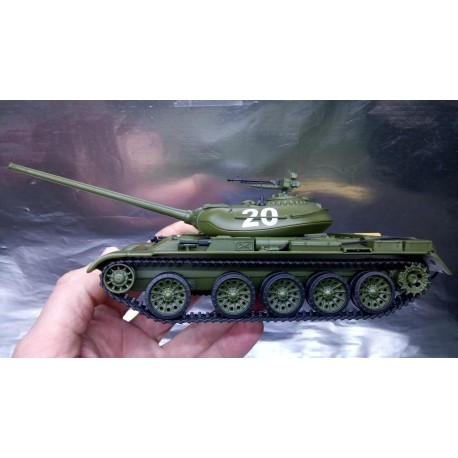 * Herpa Military 83SSM3021  SSM: Tank T-54-1 Battle Tank