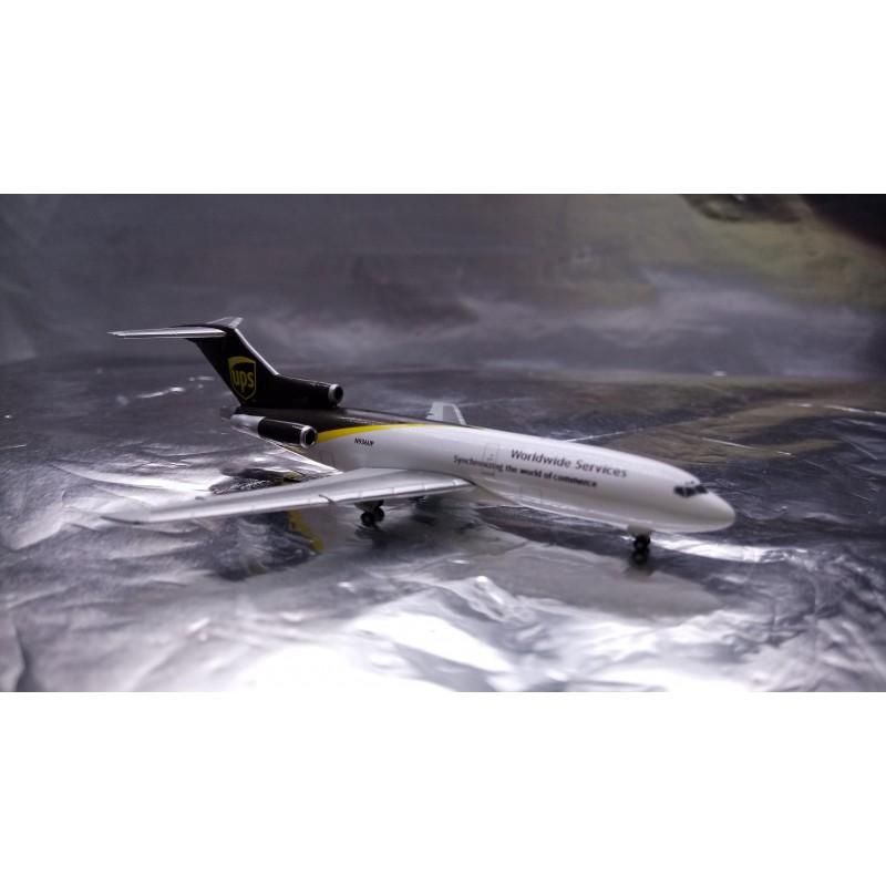 Herpa 530873-1//500 Boeing 727-100C Ups Airlines Neu