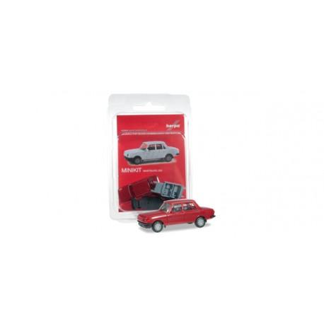 * Herpa Minikit 012300-003  Herpa Wartburg 353 ´85, ruby red