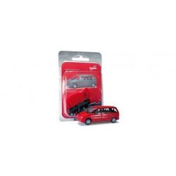 * Herpa Minikit 012492  Herpa Peugeot 806 Red