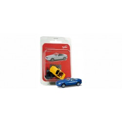 * Herpa Minikit 012188-002  MB SLK Roadster.  This kit colour traffic blue