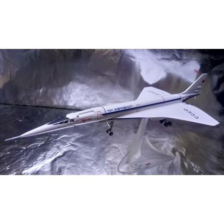 * Herpa 559126 Tupolev Design Bureau Tupolev TU-144S - CCCP-77101