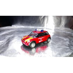 "* Herpa Cars 045889  Mini Cooper ""BMW plant fire department"""