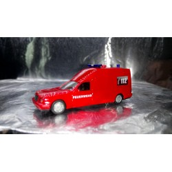 "* Herpa Cars 044912  Mercedes-Benz Binz W210 KTW ""fire department"", red"