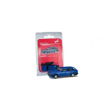 * Herpa Minikit 012737 BMW 3er™ Touring E30, dark blau