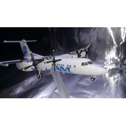 * Herpa Wings 558556  Pan Am Express De Havilland Canada DHC-7 - N53RA