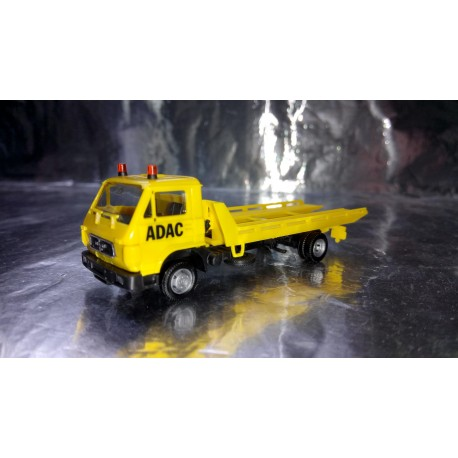 "* Herpa Trucks 094191  MAN G 90 wrecker with platform""ADAC"""