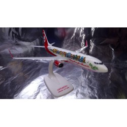 "* Herpa Snap Fit 612050  Air Berlin Boeing 737-800 ""Flying home for Christmas"""
