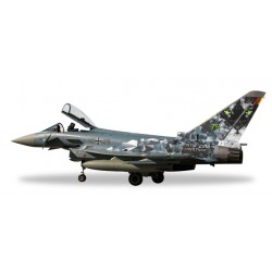"* Herpa Wings 580168  Luftwaffe Eurofighter Typhoon - TaktLWG 74 ""Cyber Tiger"""