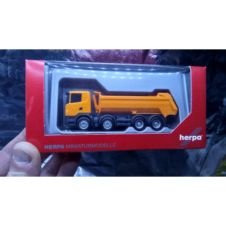 * Herpa Trucks 306386  Scania R `09 dump truck 4-axle