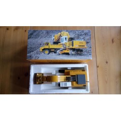 * Conrad No 2837 Liebherr R 984 Face Shovel VNMB 1:50 Scale