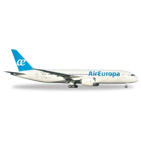 * Herpa Wings 529396  Air Europa Boeing 787-8 Dreamliner