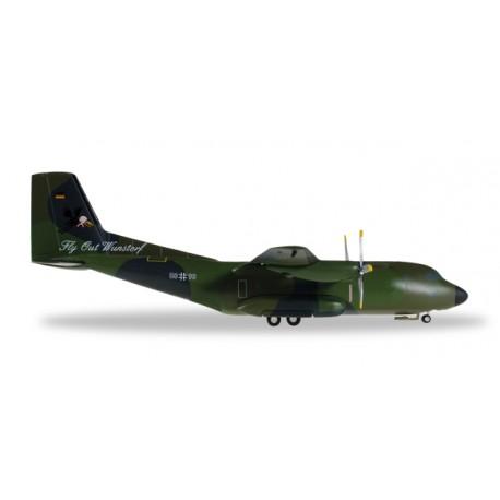 """* Herpa Wings 529525  Luftwaffe Transall C-160 LTG 62 """"Flyout Wunstorf"""""""