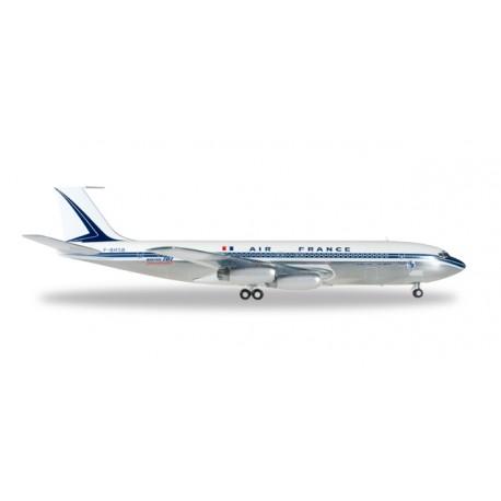 "* Herpa Wings 557245-001  Air France Boeing 707-320 ""Château de Chambord"""