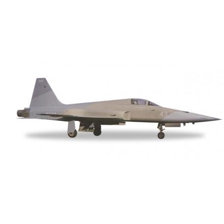 """* Herpa Wings 558099  U.S. Navy Northrop F-5E Tiger II - TOP-GUN, NAS Miramar - """"Heater VSR color scheme"""""""
