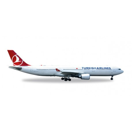 "* Herpa Wings 558105  Turkish Airlines Airbus A330-300 ""EM 2016"""