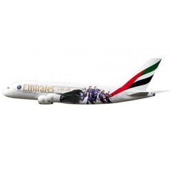 "* Herpa Wings Snapfit 611152  Emirates Airbus A380 ""Paris St. Germain"""