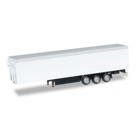 * Herpa Trucks 076111-002  walking floor Trailer, Chassis black