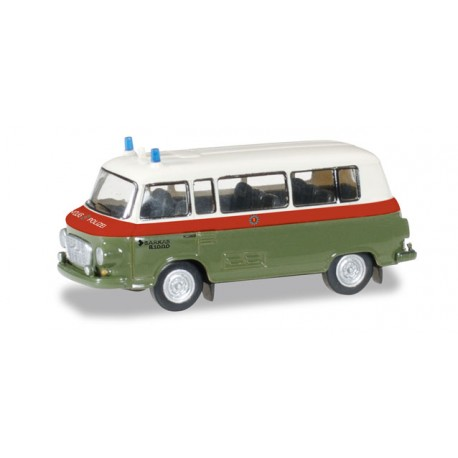 "* Herpa Cars 066495  Barkas B 1000 ""GDR´s police force"""