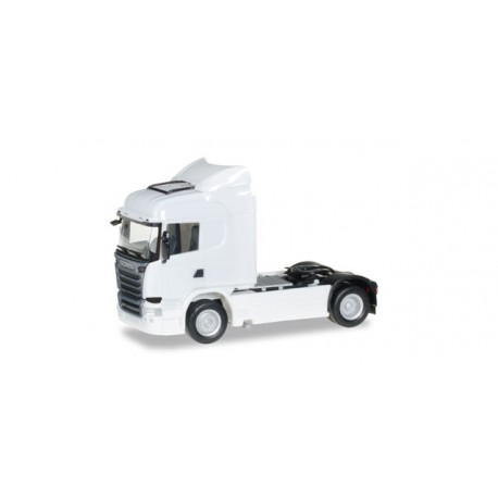* Herpa Trucks 302838-003  Scania R Streamline Highline rigid tractor, white