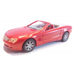 * Herpa Cars 033077  Mercedes-Benz SL-class, metallic