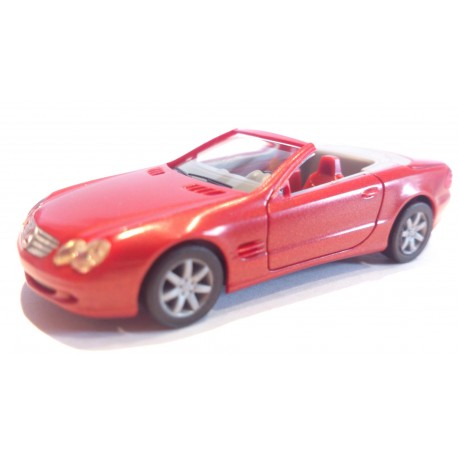* Herpa Cars 033077  Mercedes-Benz SL-class, metallic