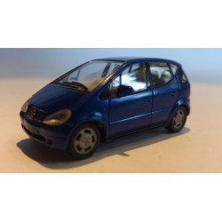 * Herpa Cars 032940  Mercedes-Benz A-Class with closed roof, metallic