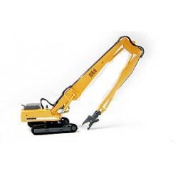 * Herpa Construction 152006  Liebherr crawler excavator Litronic R954 longfront