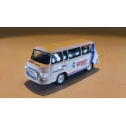 "* Herpa Cars 066457  Barkas B 1000 bus ""Simson Motorsport"""
