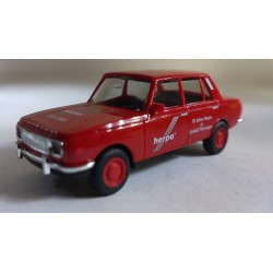 * Herpa Novelties 255318 Wartburg 353 66 10 year of Herpa in Eisfeld
