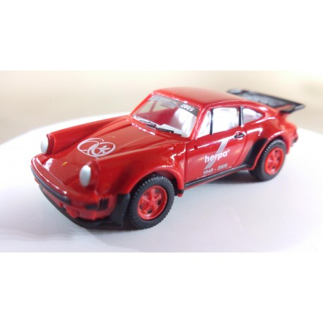 * Herpa Novelties 2009 Nuremberg Toy Fair Car Porsche 911 Turbo Special