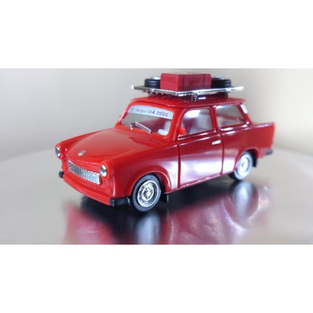 * Herpa Novelties 2008 Nuremberg Toy Fair Car Trabant 601 Special
