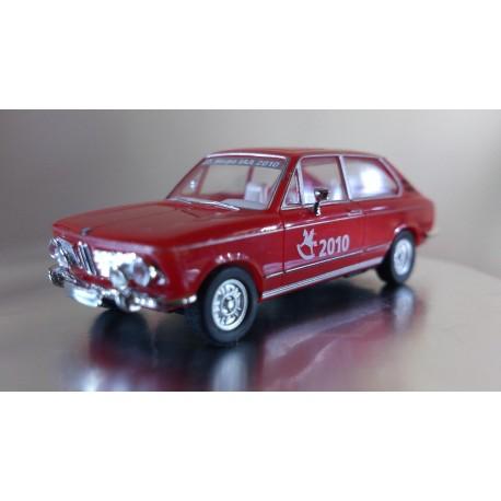 * Herpa Novelties 2010 Nuremberg Toy Fair Car BMW T11 Special