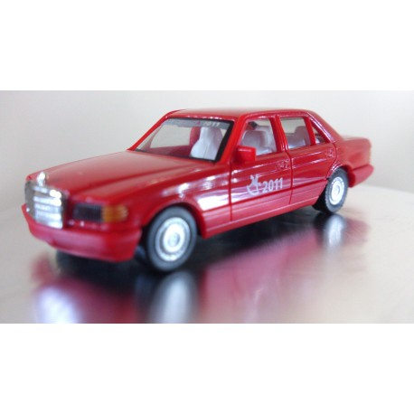 * Herpa Novelties 551086 Nuremberg 2011 Toy Fair Car MB 500 SE Special