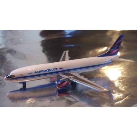 * Herpa Wings 505819  Aeroflot Boeing 737-400