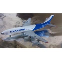 * Herpa Wings 506182  Pulkovo Airlines Ilyushin IL-86