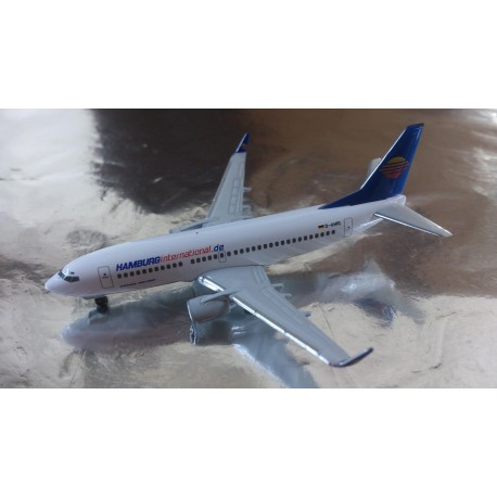 * Herpa Wings 515542  Hamburg International Boeing 737-300SP