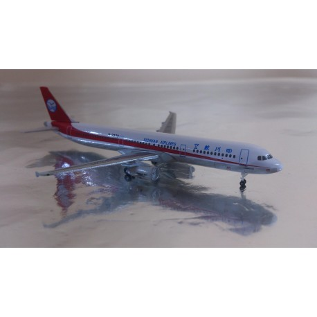 * Herpa Wings 508872  Sichuan Airlines Airbus A321