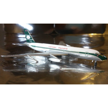 "* Herpa Wings 561990  Cathay Pacific Convair CV-880 ""60th Anniversary"""