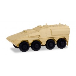* Herpa Military 745147  GTK Boxer Sanitätsfahrzeug, undekoriert (sandbeige)