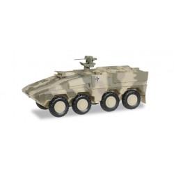 * Herpa Military 745154  GTK Boxer Transportfahrzeug, dekoriert