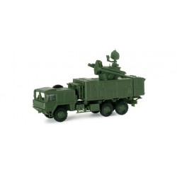 * Herpa Military 740692  Roland airportable AA missile system