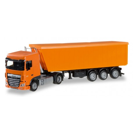 * Herpa Trucks 306065  DAF XF SC Euro 6 Stöffel-Liner truck semitrailer