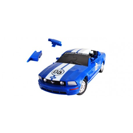 * Herpa 80657090  Puzzle Fun 3D Ford Mustang, standard