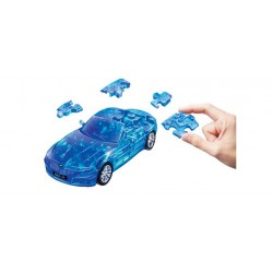 * Herpa 80657085  Puzzle Fun 3D BMW Z4, transparent