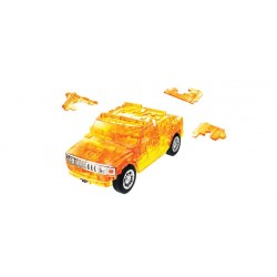 * Herpa 80657101  Puzzle Fun 3D Hummer, transparent
